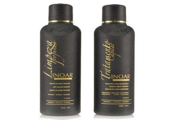 Inoar Marroquino mini kit lissage